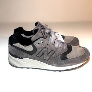 New Balance 999 Made in USA Grey pewter